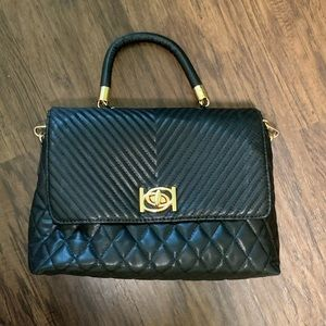 bebe beautiful soft leather bag